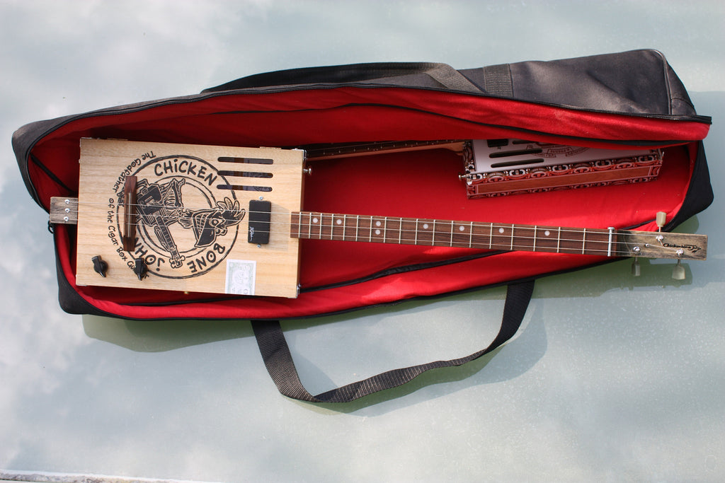 Gig Bag for cigar box guitar