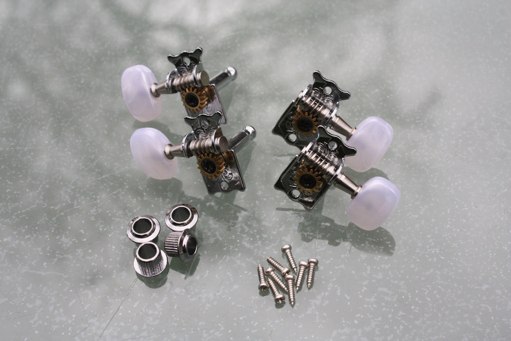 Open back machineheads, 2 left + 2 right set