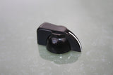 Chickenhead control knobs - Black (pair)