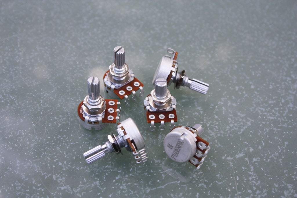 Potentiometers by BI Technologies from TT Electronics