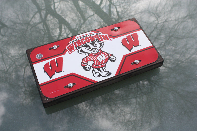 Footstomp Box - University Sports Plate