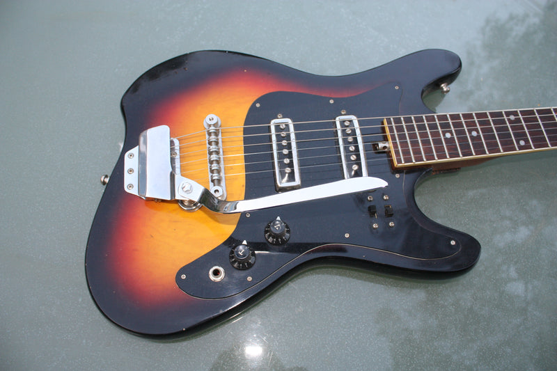 "Audition 7002 ""Time Capsule"" electric guitar by Teisco /  Kawai"