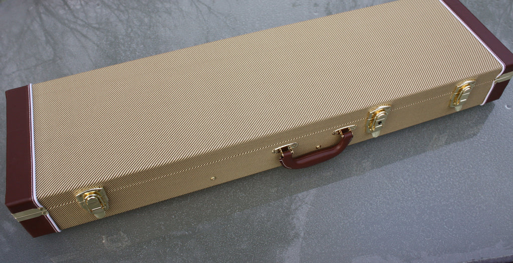 Hardshell Case for cigar box guitars