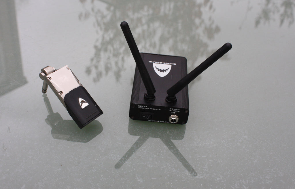 Smooth Hound Wireless Guitar System.
