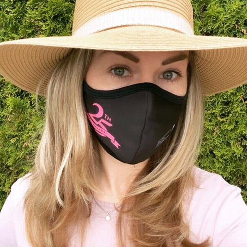 25 Years of Women's Health Face Mask