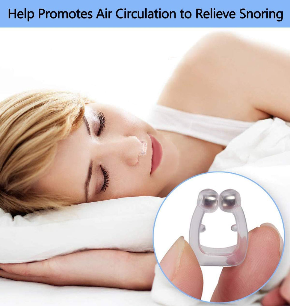 Miracle Anti-Snore Sleeping Aid -4 PCS