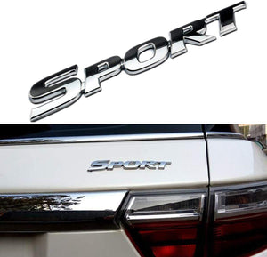 """SPORT"" Car Badge"