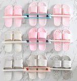 【HOT SALE! 】 Wall Mounted Shoes Rack