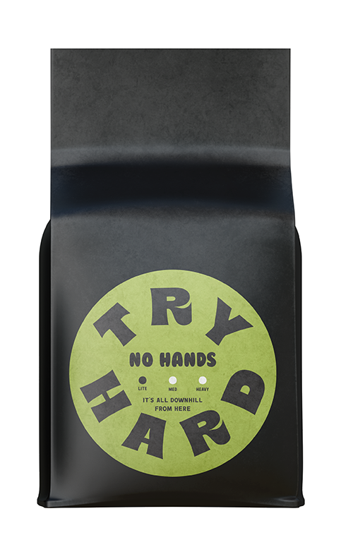 No Hands - El Salvador Washed