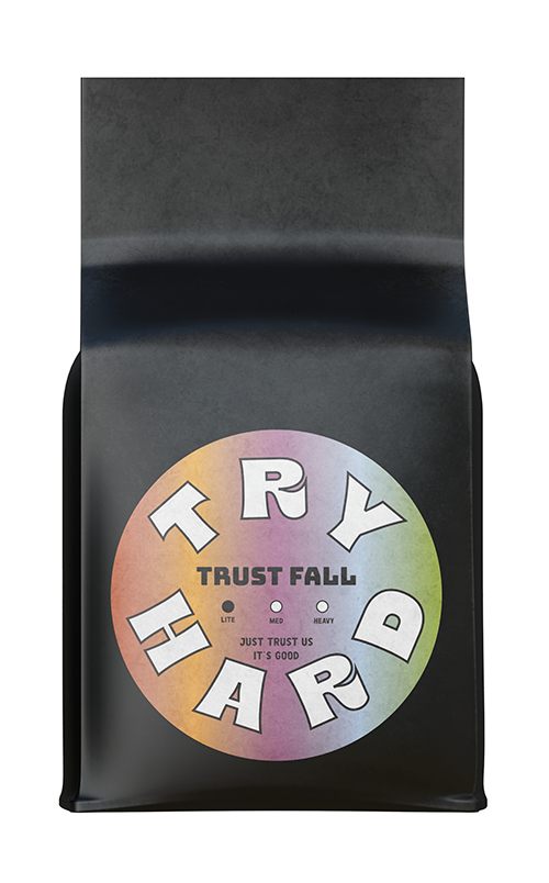 Trust Fall - Costa Rica Anaerobic