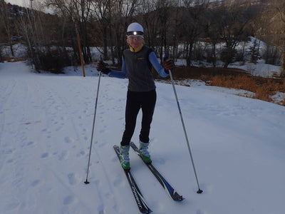 Run and Ski off the Crazy with the Solite 250EX!