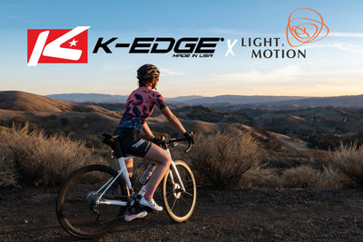 K-EDGE x Light & Motion
