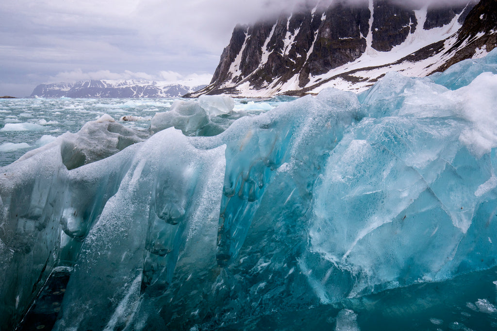 5Kip Evans Arctic Ice and Glacier at Red Boots (c)KipEvans-MissionBlueA53I1880