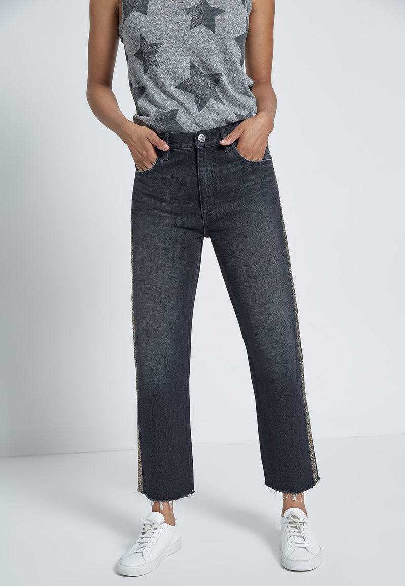 THE SIDE STRIPE CONFIDANT PANT