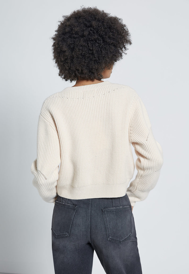THE GAIA SWEATER