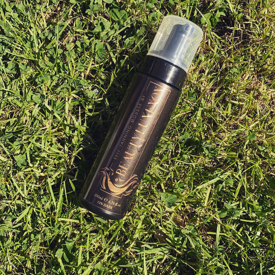 Tan By Beautyluxexox Self Tanning Mousse
