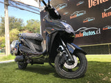 Moto Scooter Marca RS color negro
