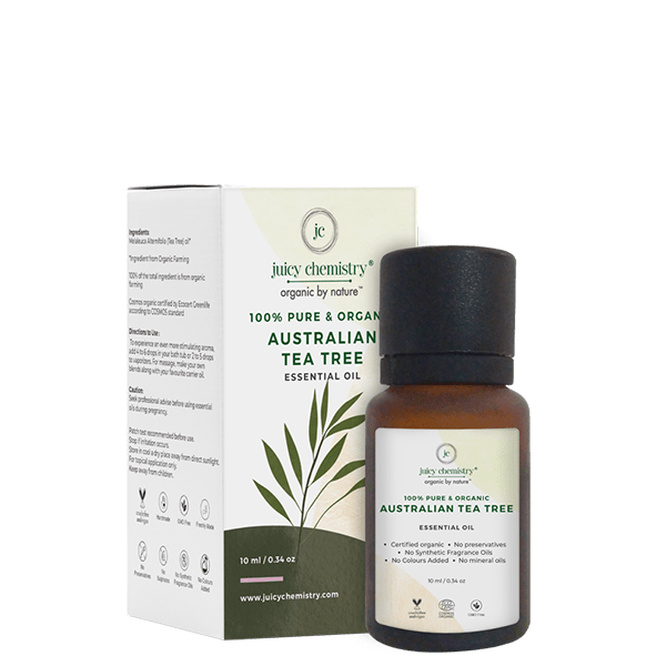 Australian Tea Tree Essential Oil - juicychemistry
