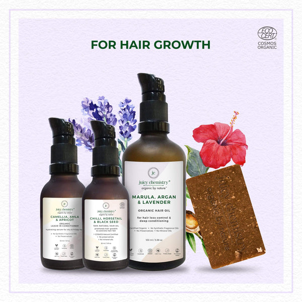 FOR HAIR GROWTH - juicychemistry