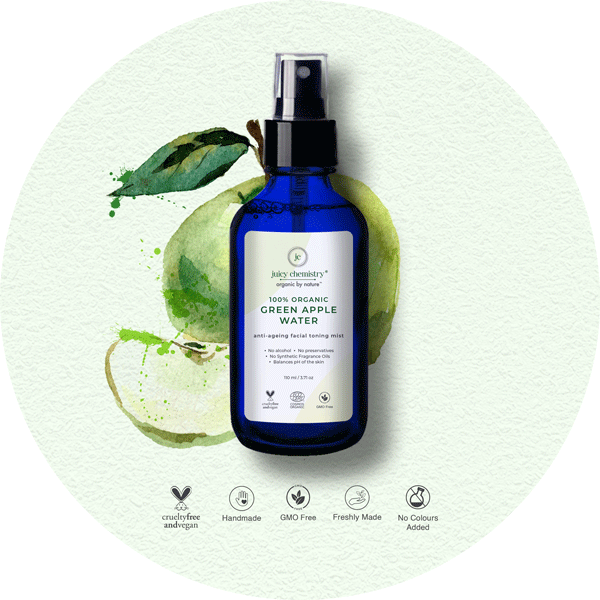 Green Apple Water Toner - juicychemistry