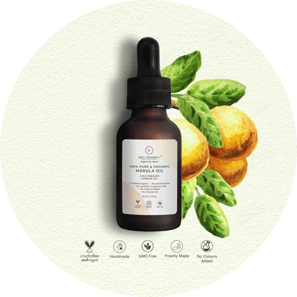 Cold Pressed Marula Carrier Oil - juicychemistry