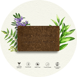 Tea Tree, Neem & Rosemary Organic Cold Pressed Soap - juicychemistry