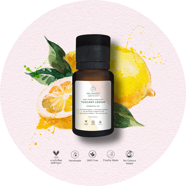 Tuscany Lemon Essential Oil - juicychemistry