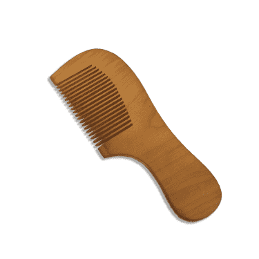 Neem Comb with Handle - juicychemistry