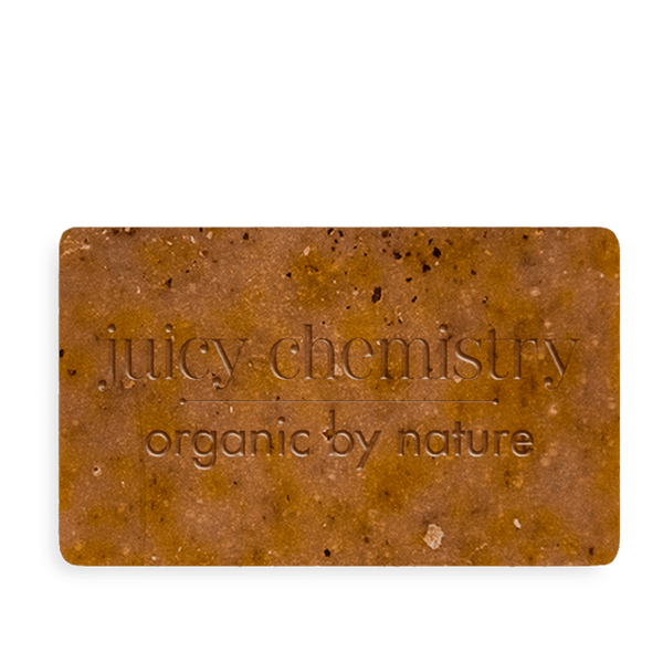 Damask Rose, Geranium & Saffron Organic Cold Pressed Soap - juicychemistry