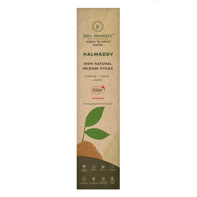 Halmaddy Hand-rolled Incense Sticks - juicychemistry
