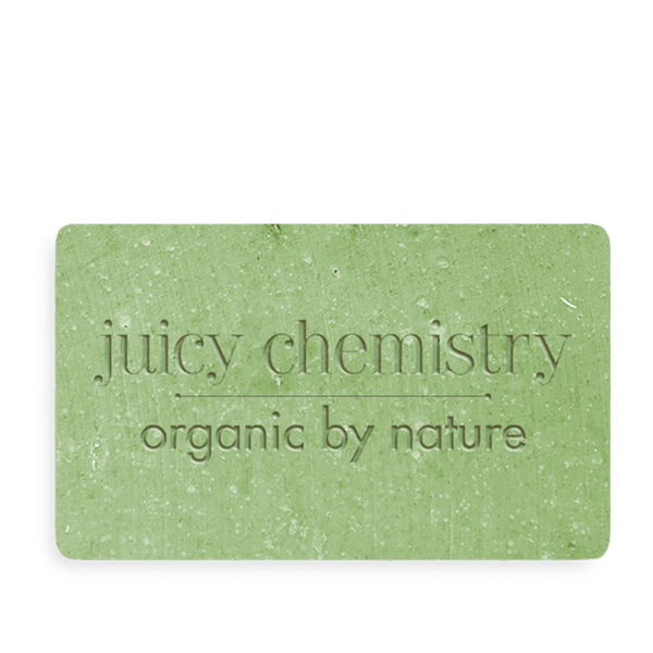 Lime, Ginger & Rice Organic Cold Pressed Soap - juicychemistry