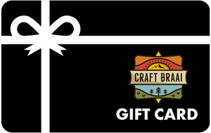 craft braai® gift card