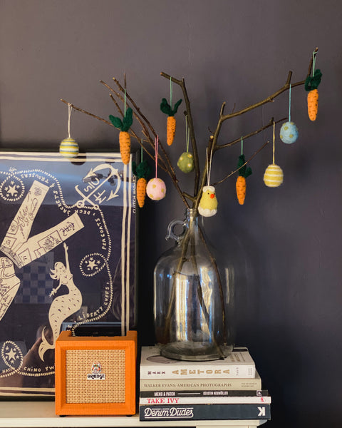 Display your twig tree in your home