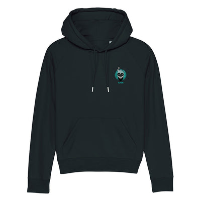 Melon Bomb Embroidered Coloured Logo Women's Trigger Iconic Hoodie-My Essential