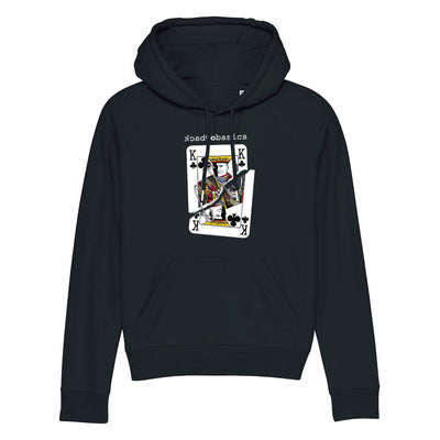Back To Basics King Of Clubs Unisex Cruiser Iconic Hoodie-My Essential