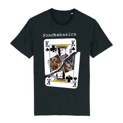 Back To Basics King Of Clubs Men's Organic T-Shirt-My Essential