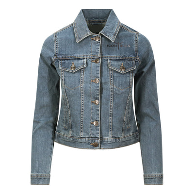 Icon Ibiza Women's Denim Jacket-My Essential