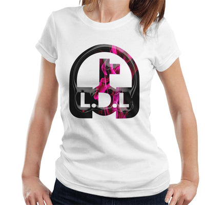 Lockdown Legends Pink Logo Women's T-Shirt-My Essential