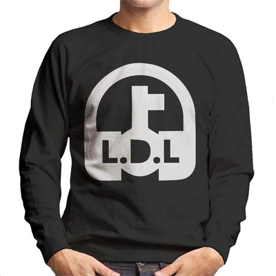 Lockdown Legends White Logo Men's Sweatshirt-My Essential
