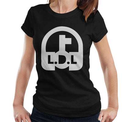 Lockdown Legends White Logo Women's T-Shirt-My Essential
