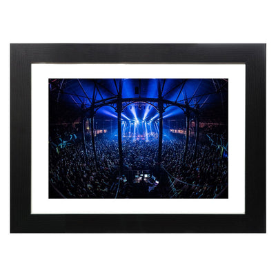 DJ Sasha reFracted Roundhouse 2018 By Dan Reid A3 and A4 Prints (framed or unframed)-My Essential