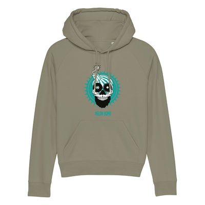 Melon Bomb Coloured Logo Women's Trigger Iconic Hoodie-My Essential