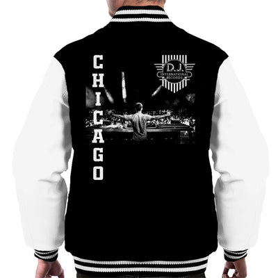 DJ International Chicago Live Men's Varsity Jacket-My Essential