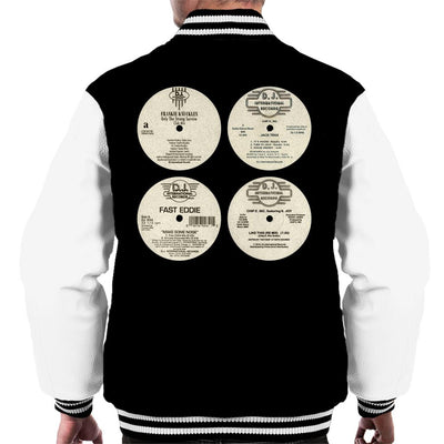 DJ International Classic Records Men's Varsity Jacket-My Essential