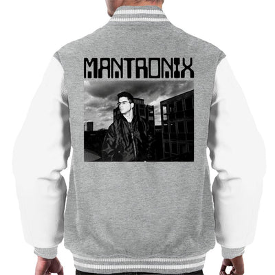 Mantronix Kurtis Shot Men's Varsity Jacket-My Essential