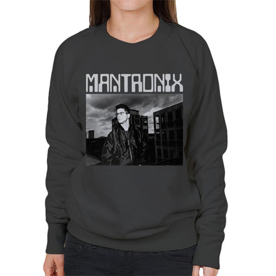 Mantronix DJ Kurtis Shot Women's Sweatshirt-My Essential