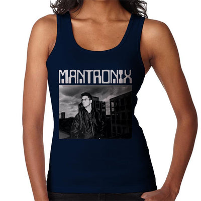 Mantronix DJ Kurtis Shot Women's Vest-My Essential