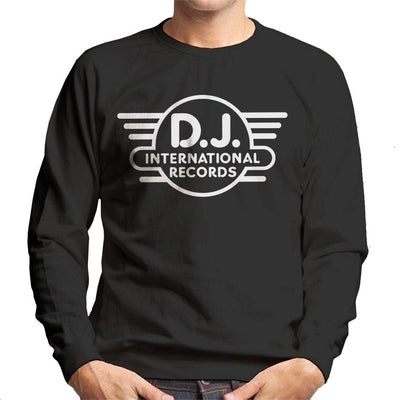 DJ International Classic Logo Men's Sweatshirt-My Essential