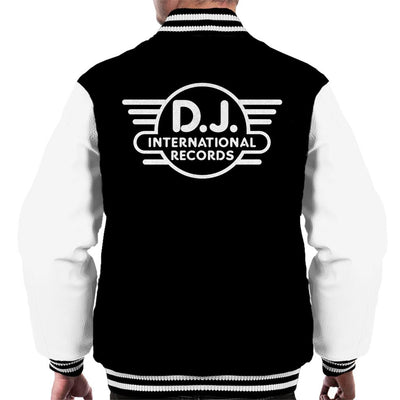 DJ International Classic Logo Men's Varsity Jacket-My Essential