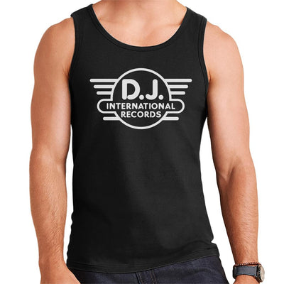 DJ International Classic Logo Men's Vest-My Essential